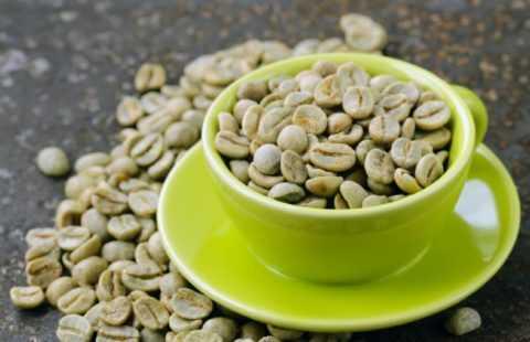 Зеленный кофе