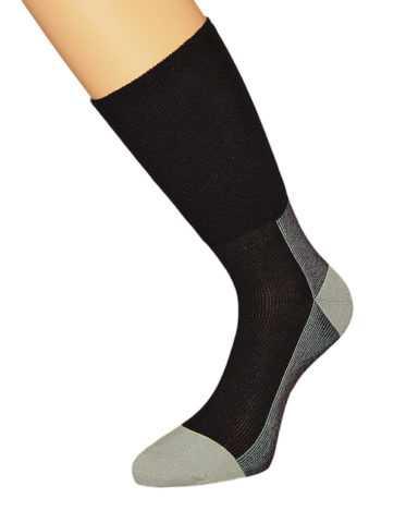 Зимний вариант носка