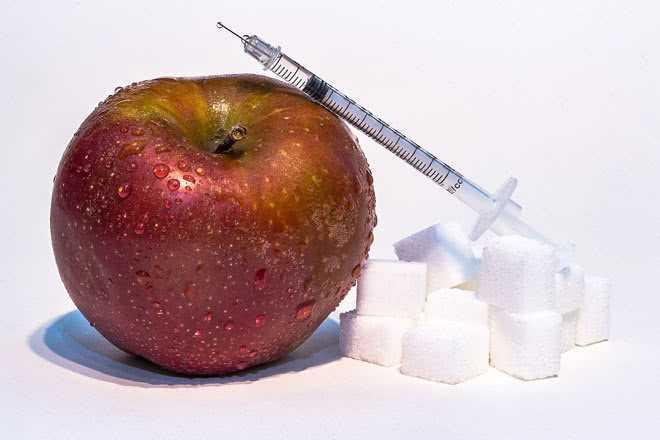 Фруктоза при диабете