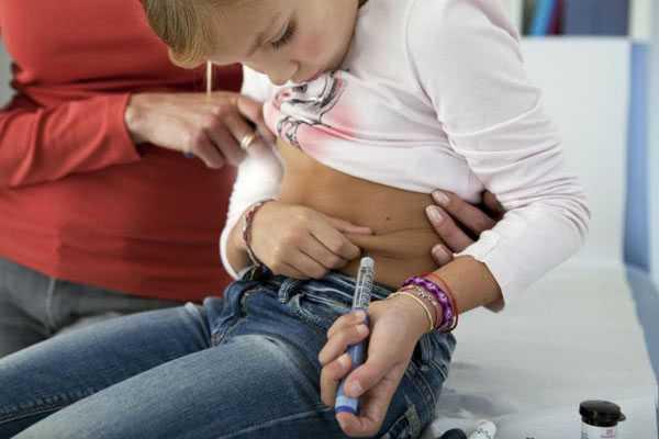 Инсулинотерапия детям