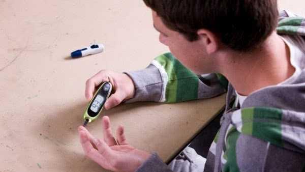 Диагностика подросткового диабета