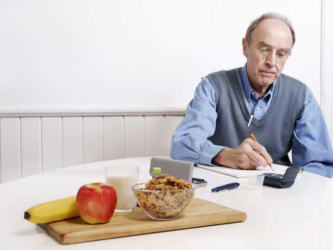 Сахар в крови после 60 лет у мужчин