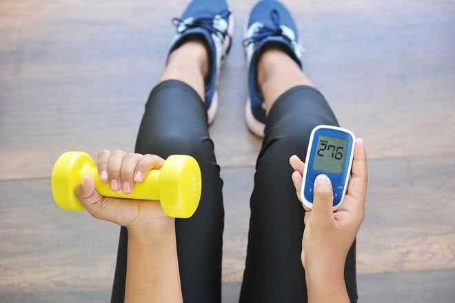 Спорт при сахарном диабете