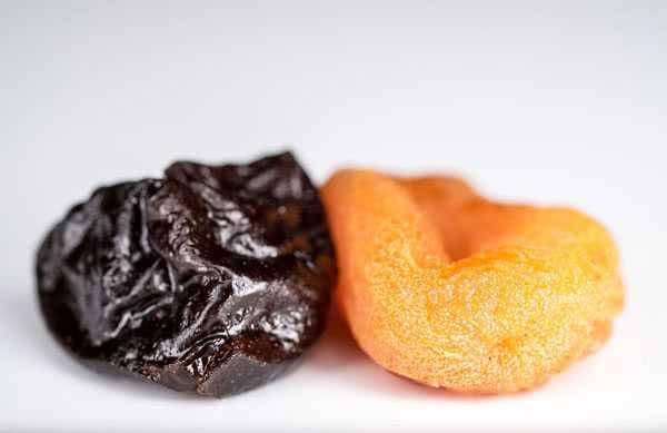 Сухофрукты при сахарном диабете