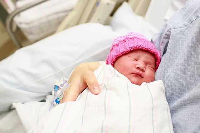 Уровень сахара в крови новорожденного
