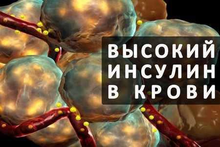 Инсулин в крови