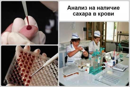 Сахар в крови