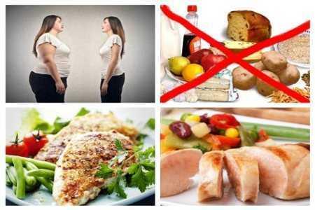 Еда и девушка