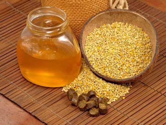 Мед и прополис