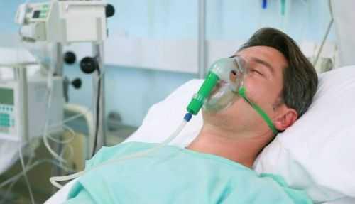 Пациент в коме
