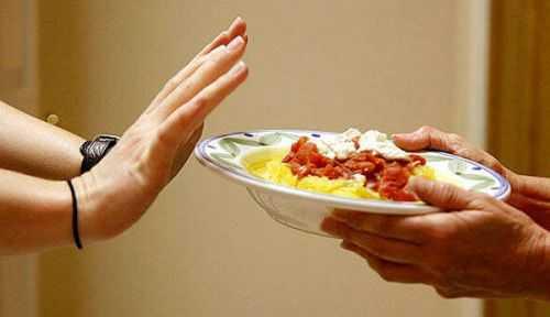 Отказ от питания