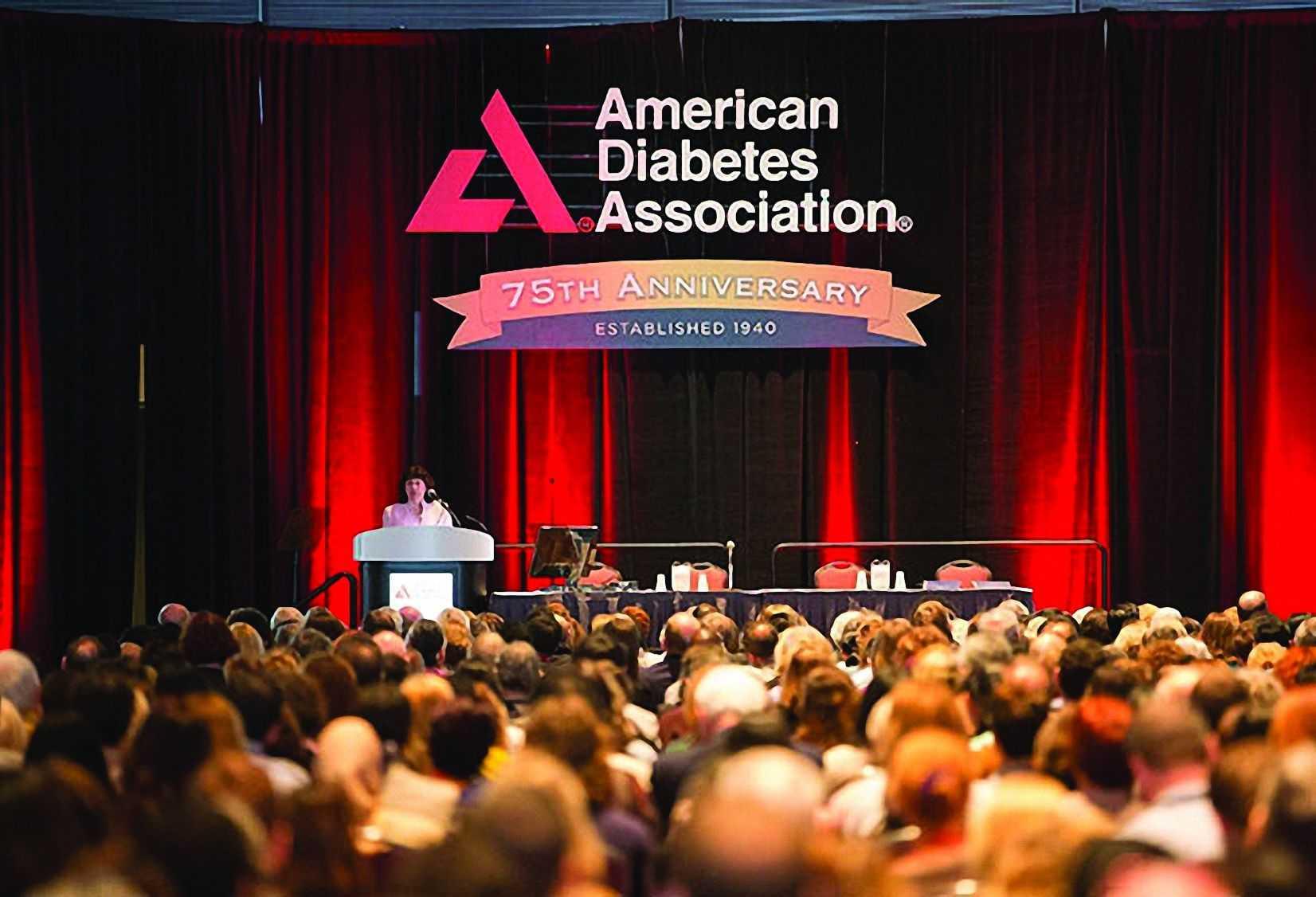 Американская диабетическая ассоциация