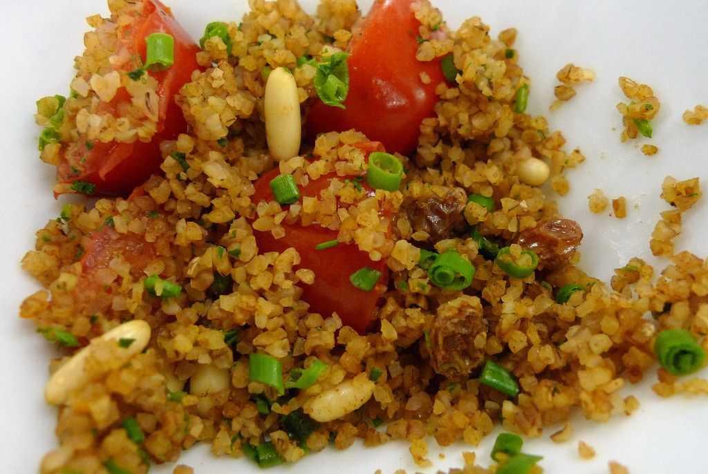 Турецкое блюдо