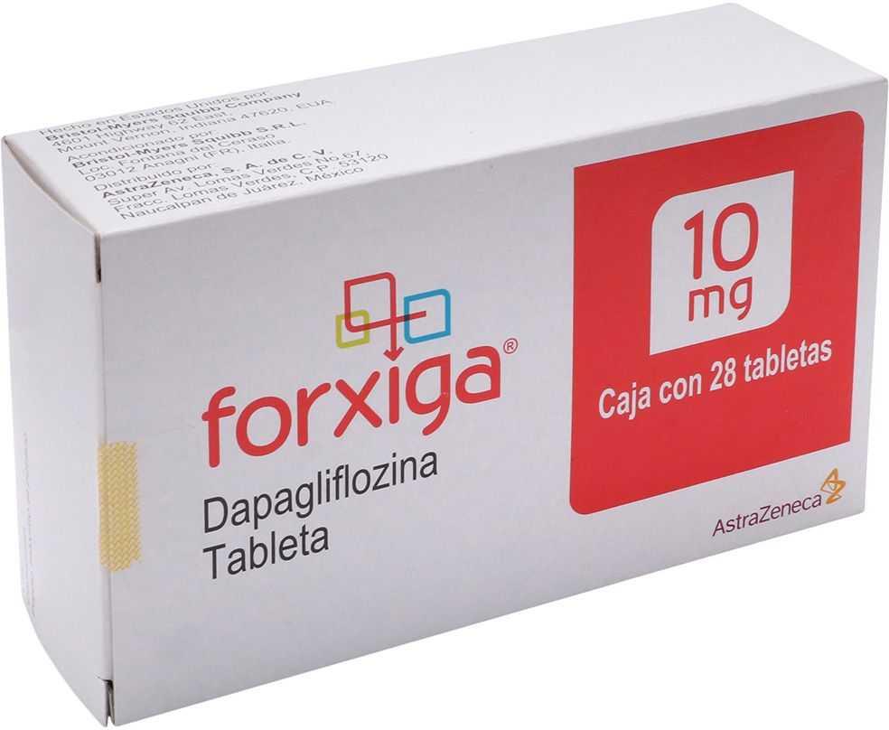 лекарство Форсига