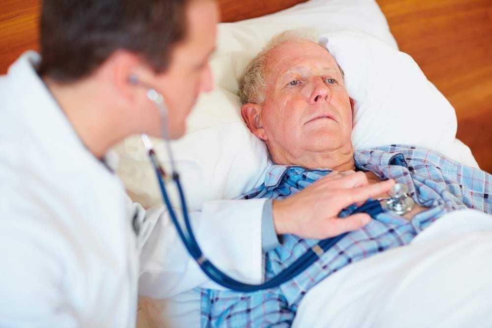 Гипертонический криз при диабете
