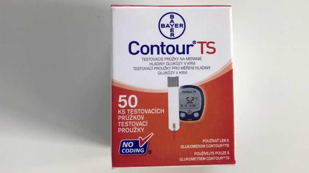Глюкометр Контур-ТС