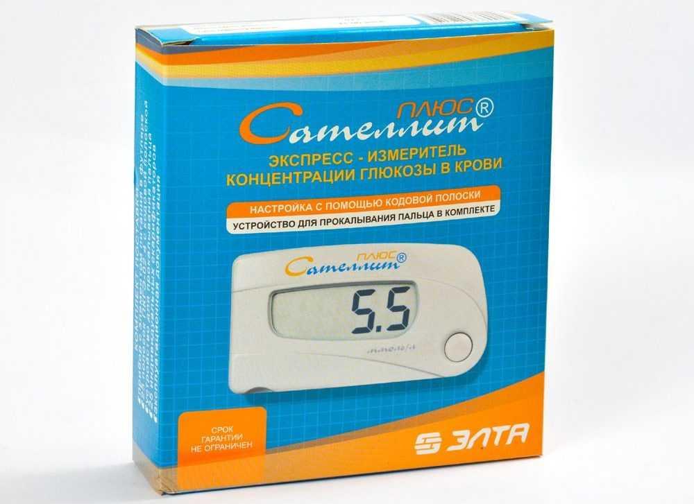 коробка с измерителем