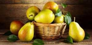 Груши при диабете - полезный фрукт