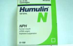 Инсулин Хумулин НПХ