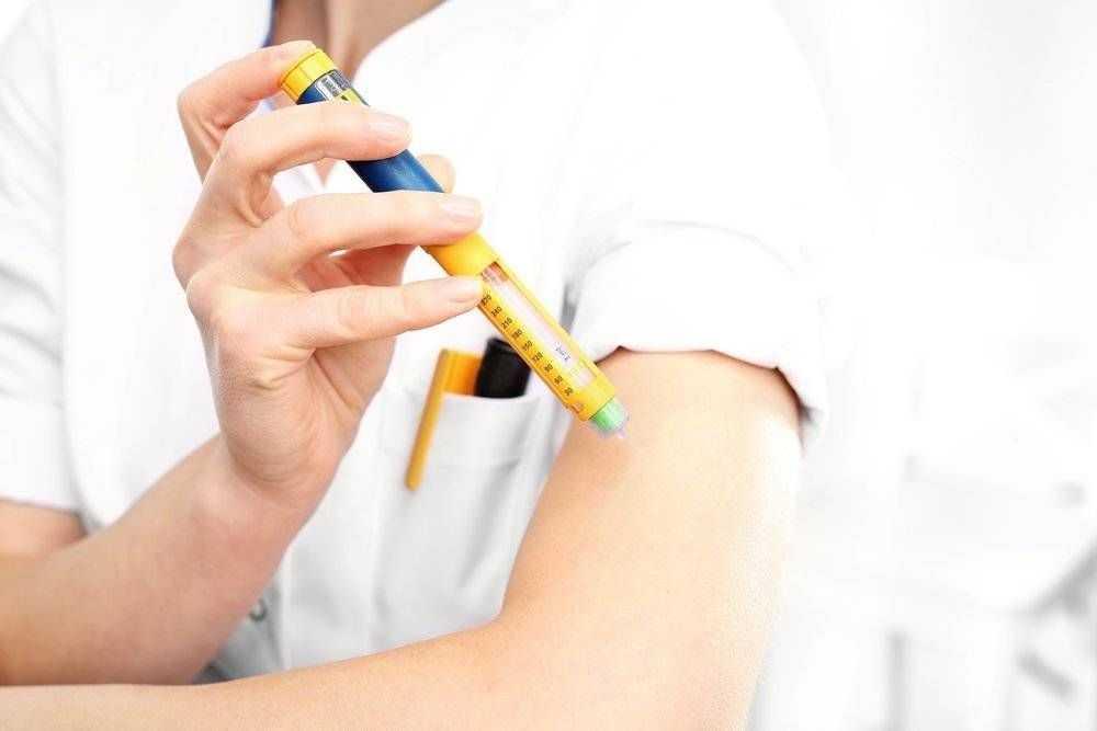 Инсулинотерапия при диабете