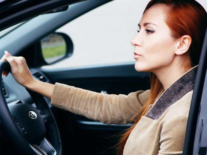 Как вести себя за рулем