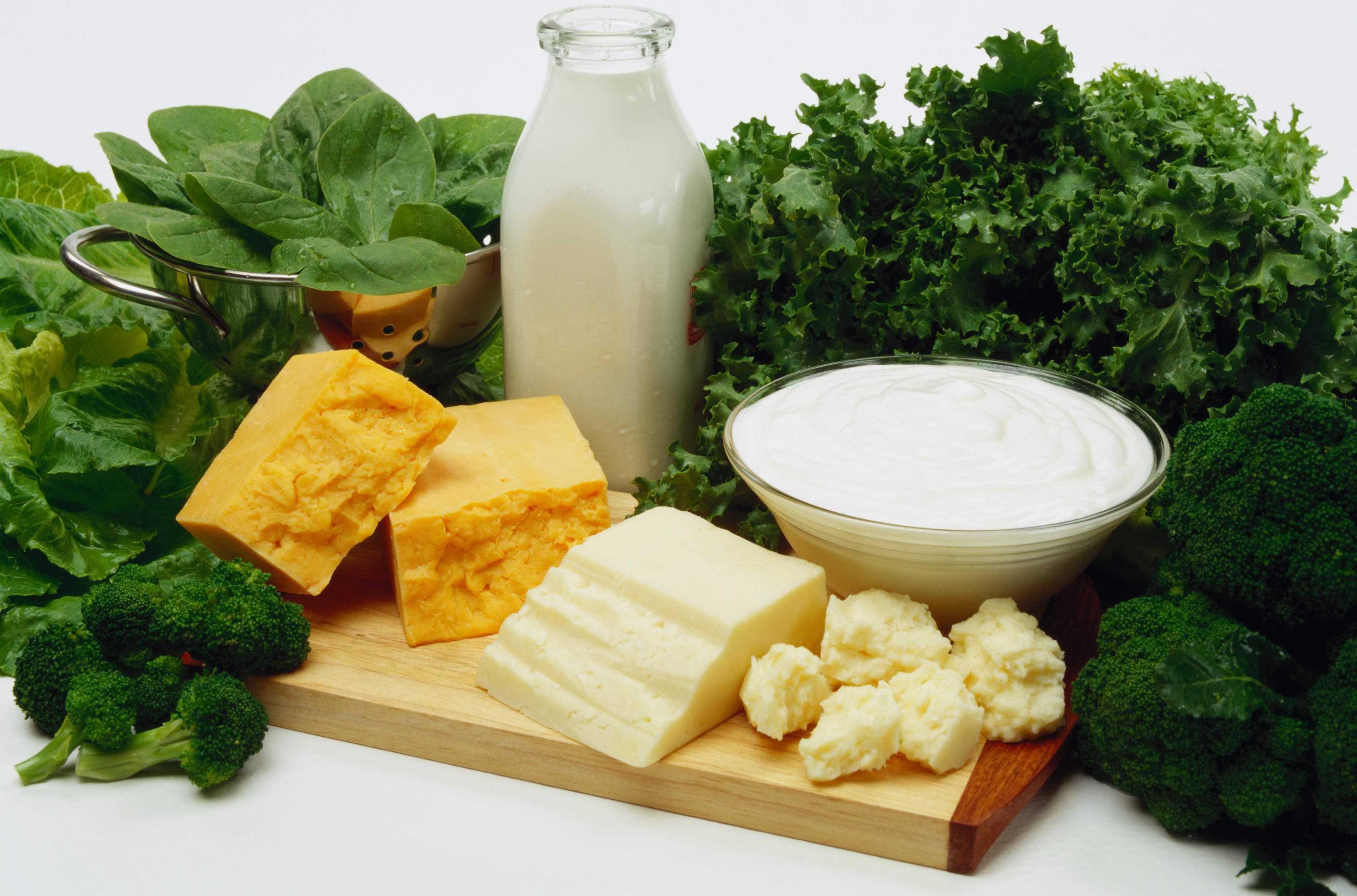 Кальций и витамин Д