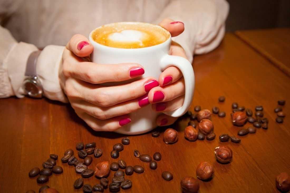 Кофеина польза