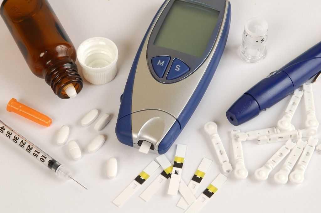 Как лечат диабет 1 типа