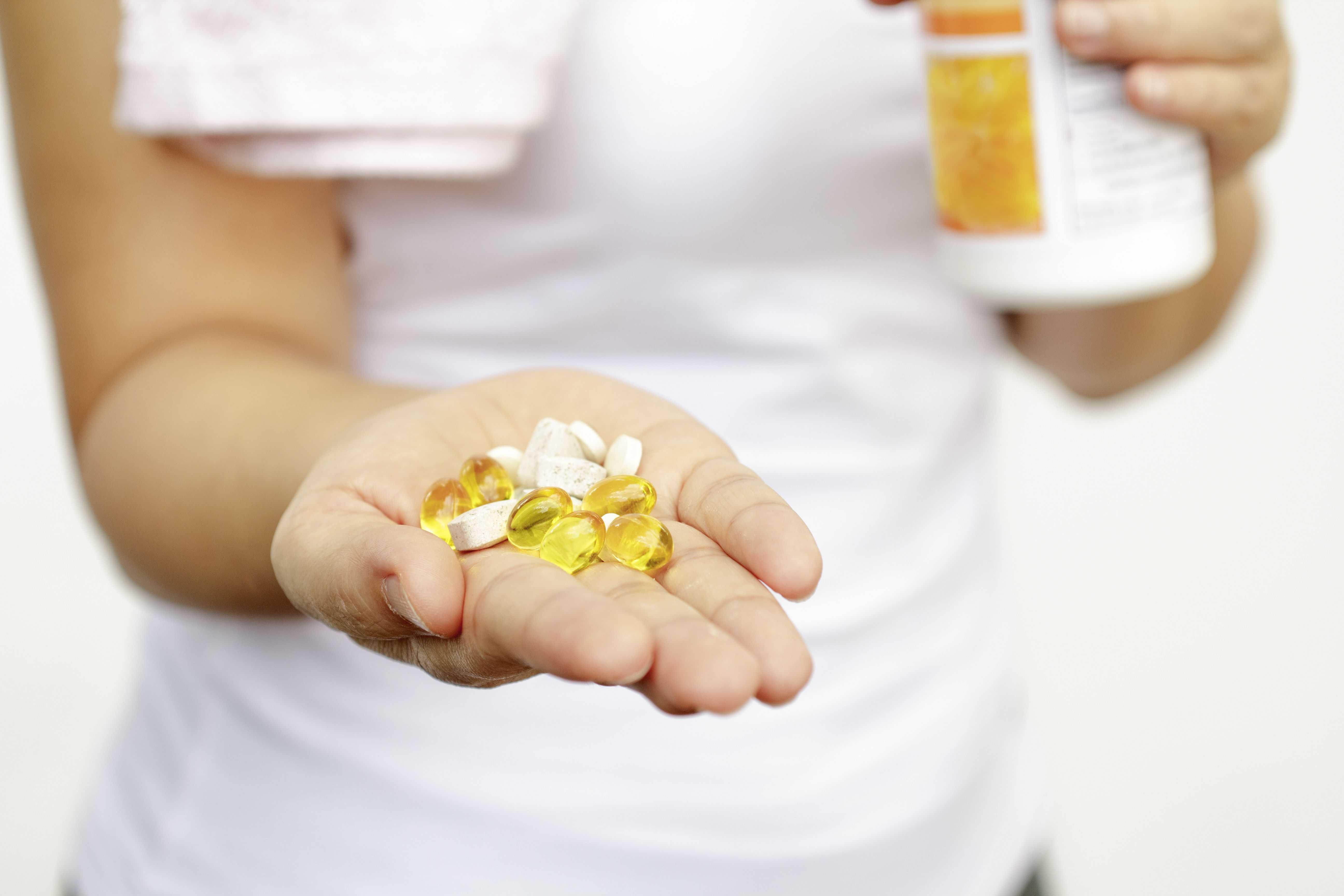 препараты с кислотой