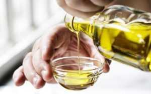 Масло при диабете - рекомендуемый список