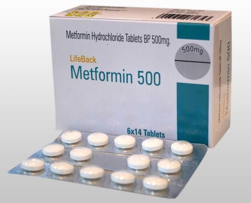 Показания к применению Метформина