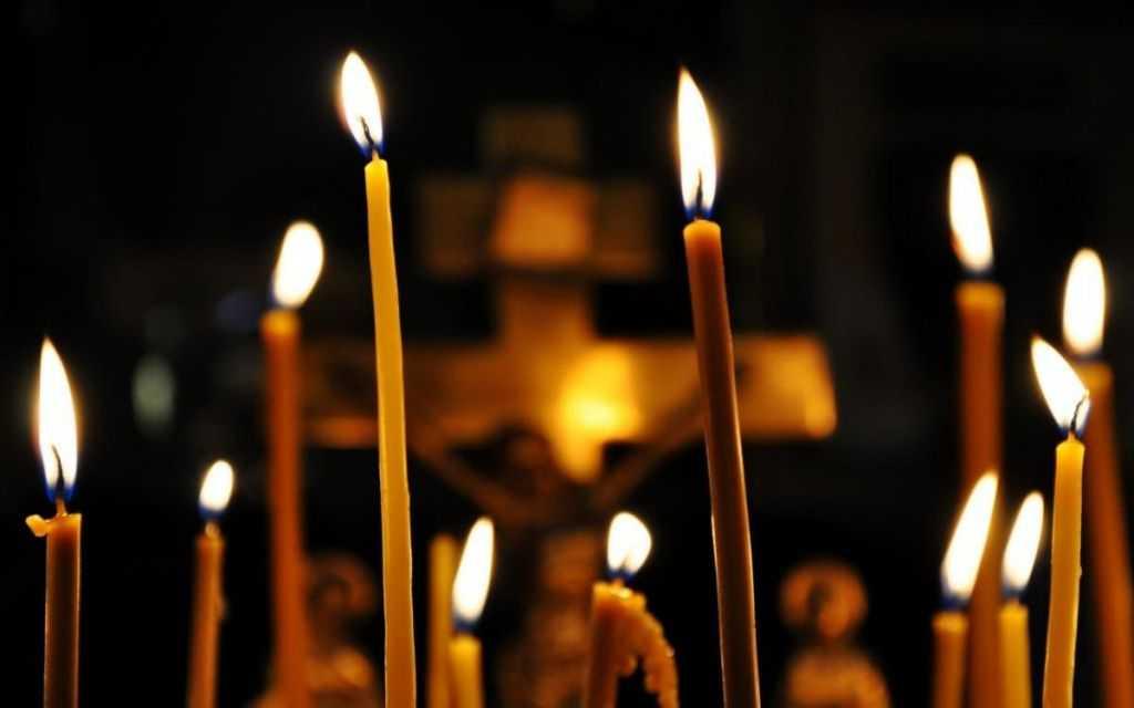 Заговор на свечах