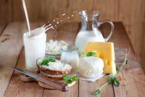 Молочные продукты при сахарном диабете и их польза