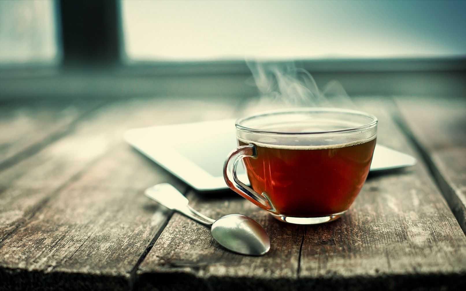 горячий чай от диабета