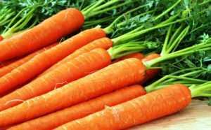 Морковь при диабете - правила употребления
