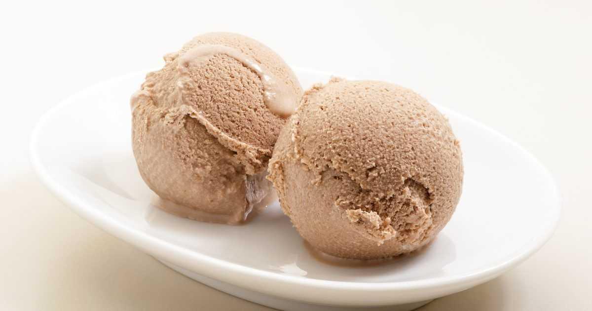 Мороженое и его замена