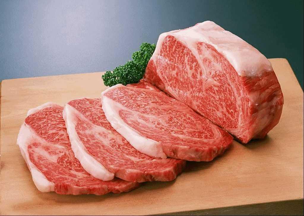 Разрешенное мясо и мясные продукты