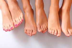 Повреждения ногтей