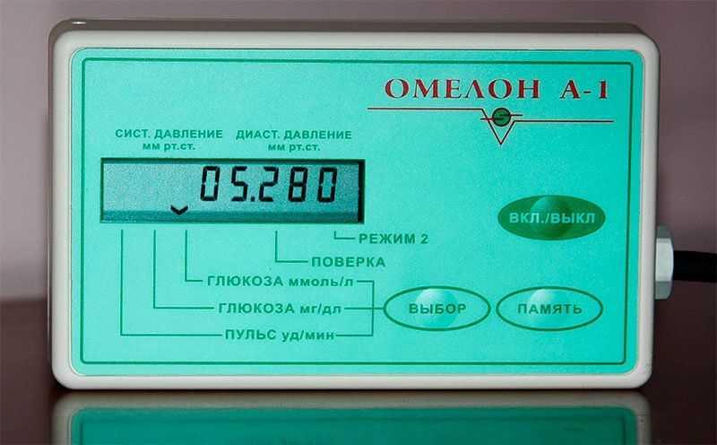 Глюкометр «Омелон А-1»