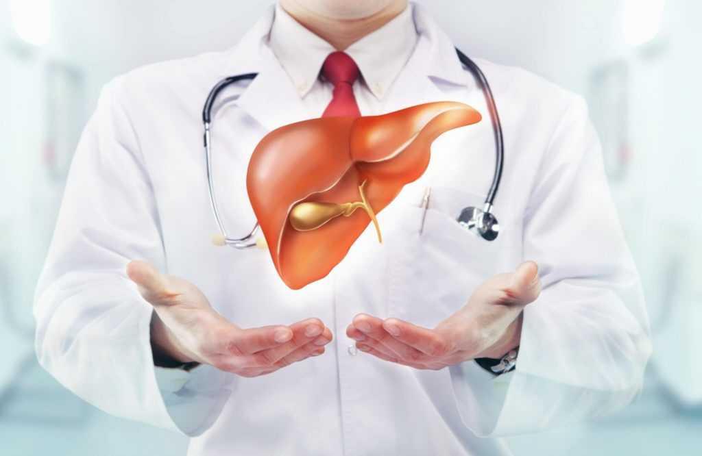 Цирроз печени при диабете