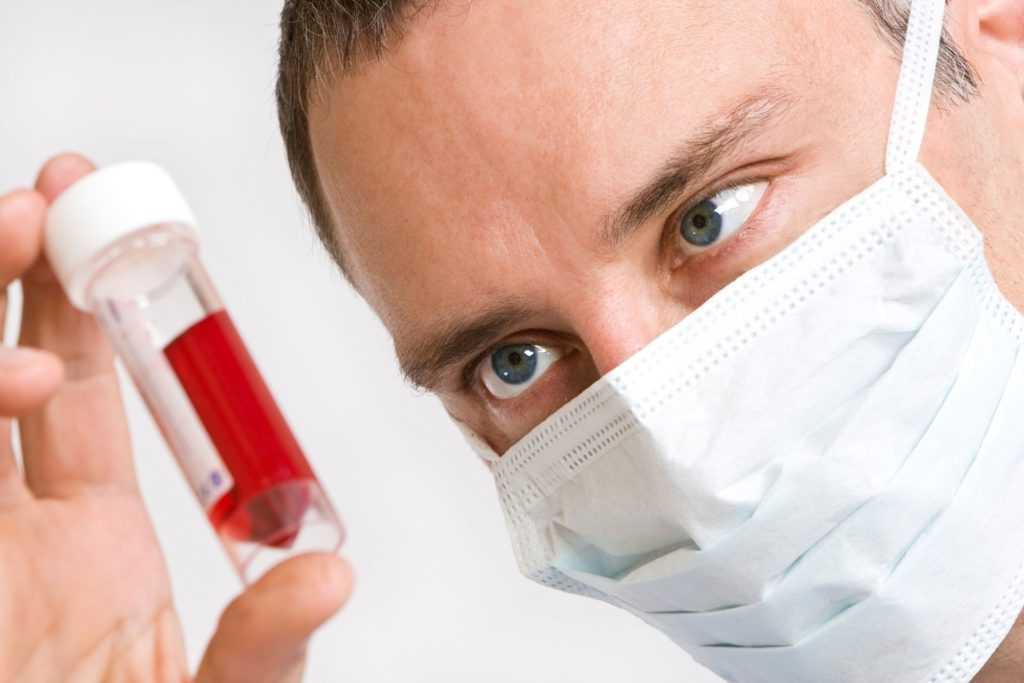 Анализ крови на глюкозу