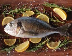 Рыба при диабете - рецепты, какую можно есть