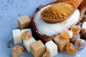 Суточная норма сахара - сколько сладкого можно съесть
