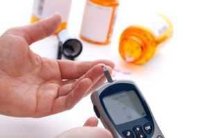 Сахар в крови 25-25,9 ммоль/л