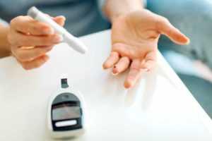 Сахар в крови 14-14,9 ммоль/л