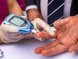 Сахар в крови 19-19.9 ммоль л
