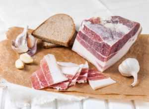 Сало при диабете - как употреблять правильно, без последствий