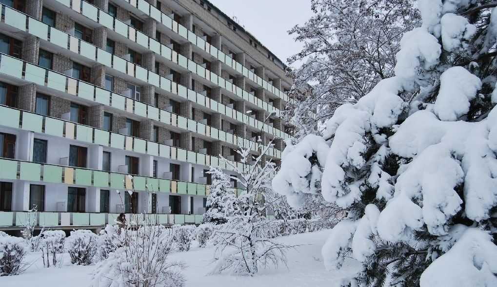 Санаторий им. М.И.Калинина в Ессентуки