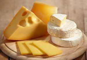 Сыр при диабете - разрешенные сорта
