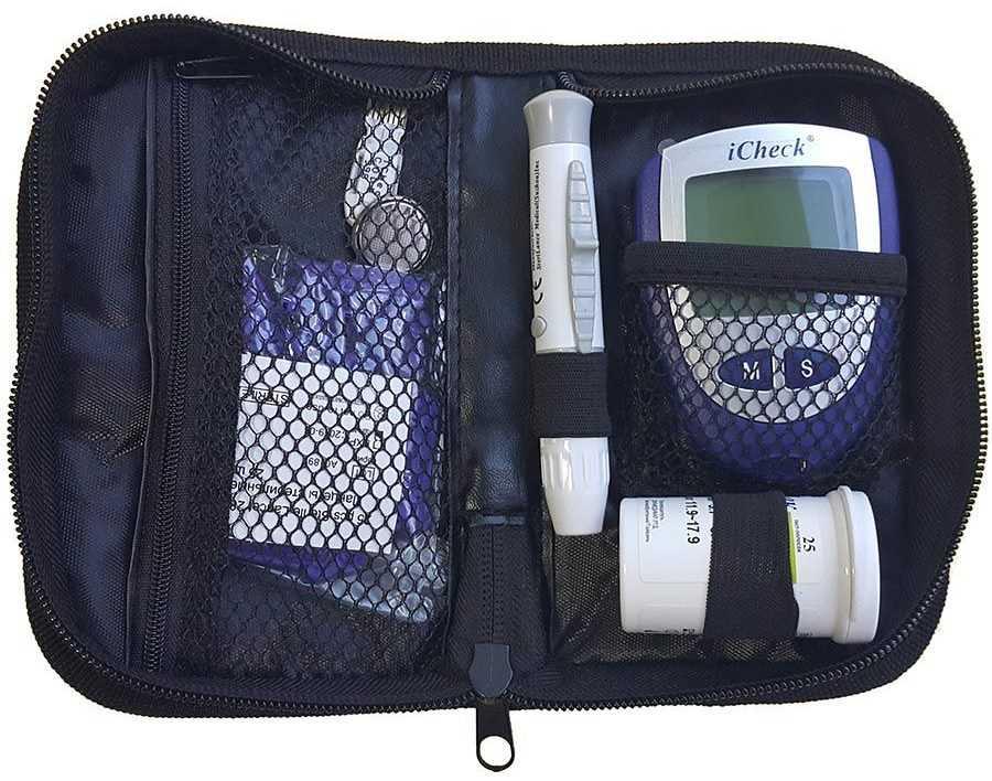 Тест на диабет в домашних условиях